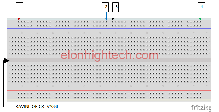 Breadboard Connection