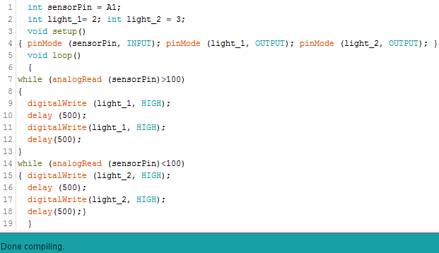 Photo of Arduino Program Control Flow, Structure and Statements