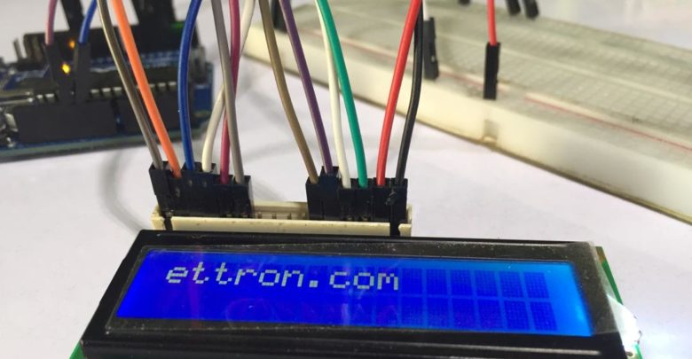 Photo of Interfacing LCD with Arduino – Learn How It Works