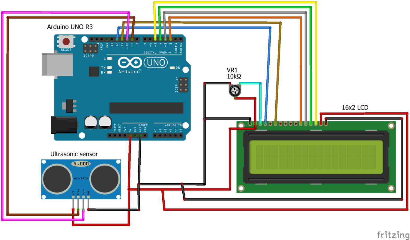Interfacing Lcd With Arduino - Learn How It Works