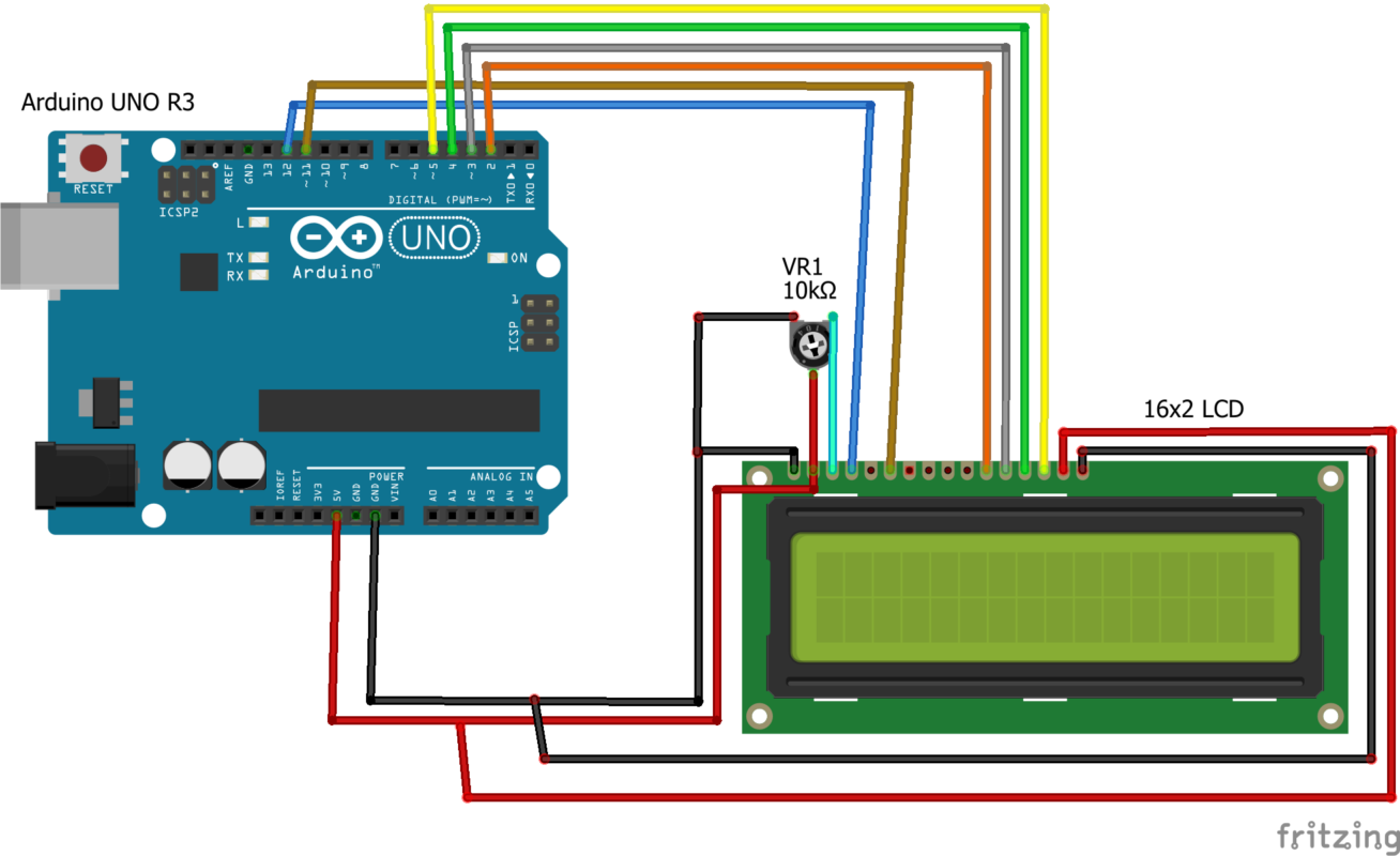 Interfacing Lcd With Arduino And Ultrasonic Sensor