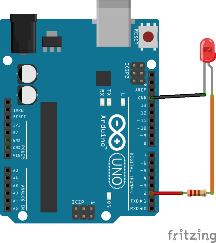 Arduino Circuit for the Design