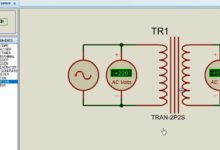 Photo of How to Simulate AC voltage Step-Down transformer in Proteus