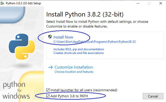 How to install Python