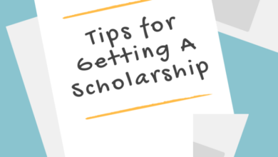 Photo of My Scholarship Application Tips and Guide