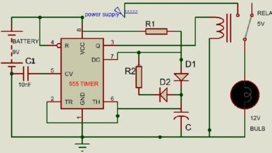 Photo of How to Design and Simulate Astable Multivibrator with 555 Timer IC