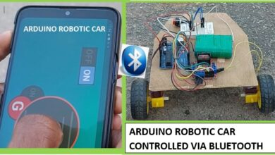 Photo of Arduino remote control (RC) car