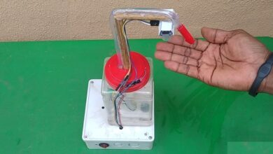 Photo of How to make Automatic hand sanitizer dispenser with Arduino (DIY)