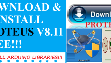 Photo of Proteus 8.11 Latest Version Download For Free | Download Proteus software