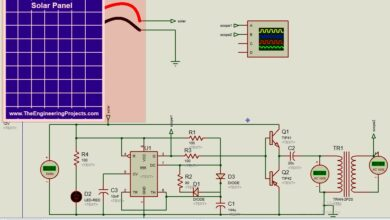 Photo of How to design and simulate a sine wave solar inverter in Proteus using 555 timer IC