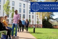 Apply for the commonwealth scholarship